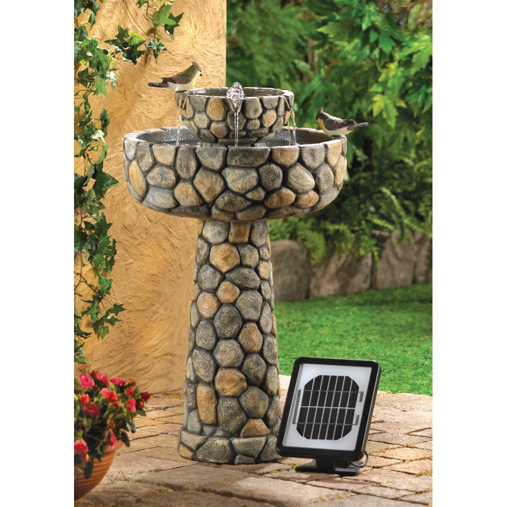 Easy Outdoor Water Features : DIY Outdoor Water Fountains Made Easy